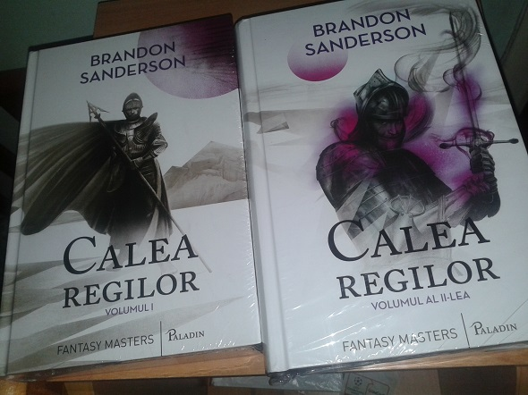 Calea regilor, Brandon Sanderson,fantasy