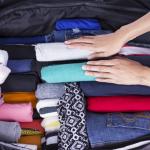 bagaje calatorie,impachetare haine