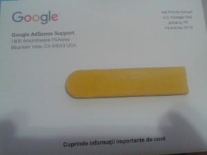 Codul google AdSense