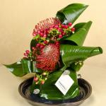 aranjament floral, buchet flori