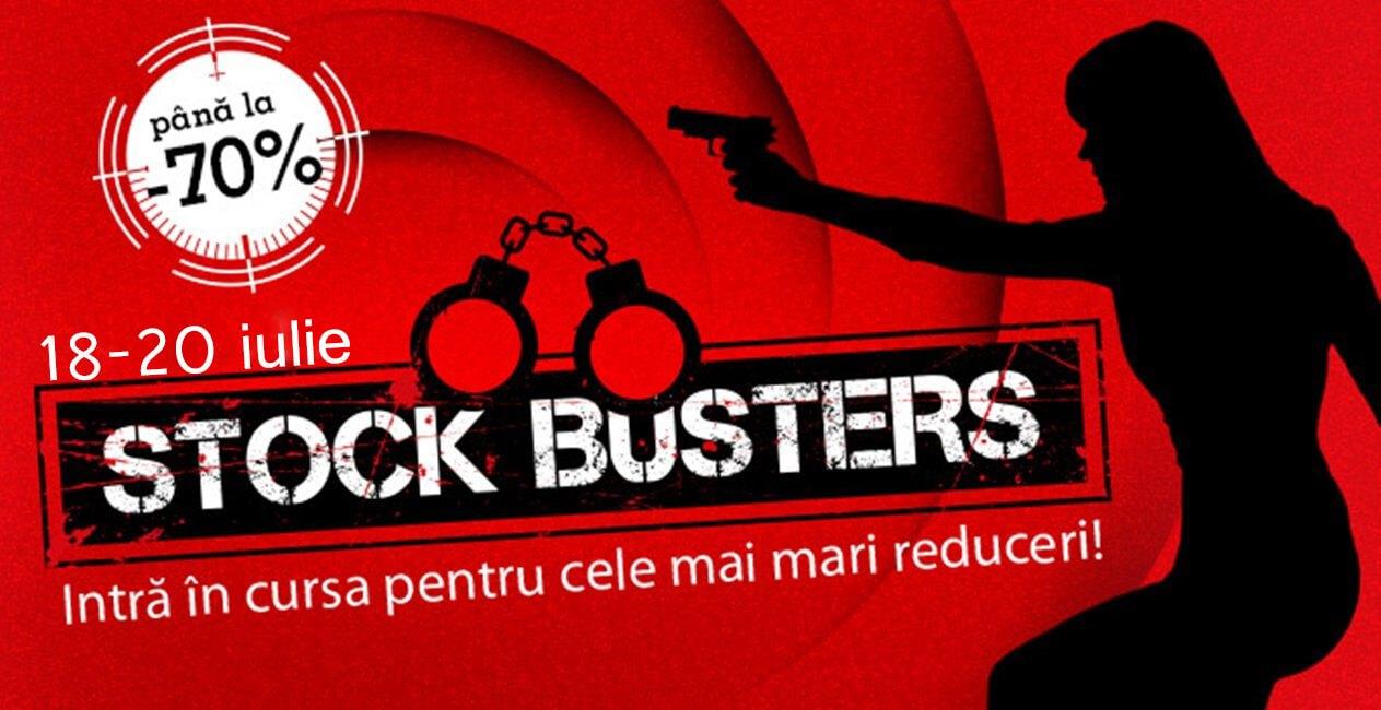 Promotiile saptamanii Stock Busters